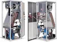 Прецизионные кондиционеры, шкафные с верхним забором и нижней подачей воздуха