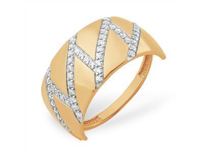 Золотое кольцо EFREMOV К1328072_185