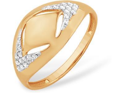 Золотое кольцо EFREMOV К1327410_165