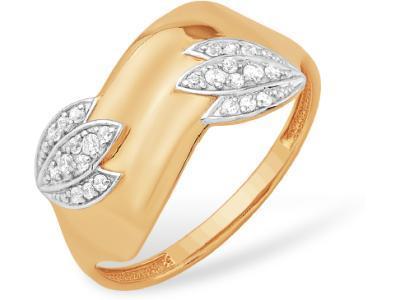 Золотое кольцо EFREMOV К1327405_175