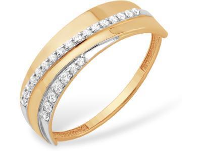 Золотое кольцо EFREMOV К1327319_175