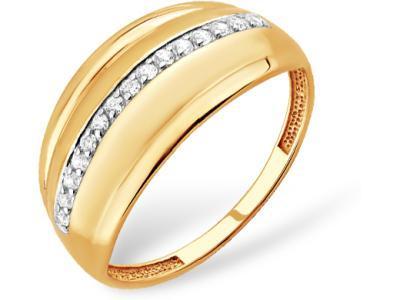 Золотое кольцо EFREMOV К1326600_18