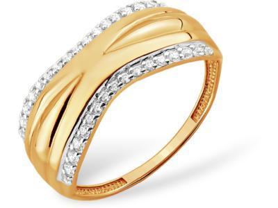 Золотое кольцо EFREMOV К1326598_175