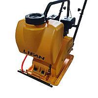 Виброплита LIFAN PVB60 (плита 510х350мм, 6,5 л.с., вес 68кг, бак для воды)