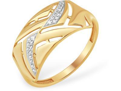 Золотое кольцо EFREMOV К13210056_18