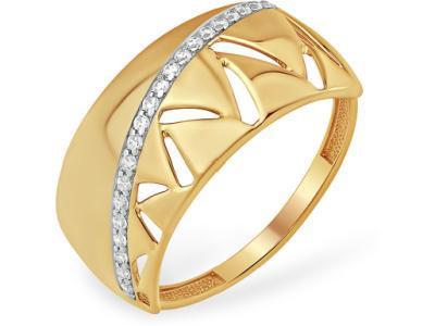 Золотое кольцо EFREMOV К13210054_185