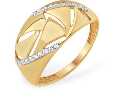 Золотое кольцо EFREMOV К13210052_17