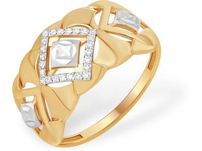 Золотое кольцо EFREMOV К1229484_18