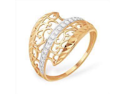 Золотое кольцо EFREMOV К1229222_185