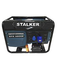 Бензиновый генератор Stalker SPG 9800E+ATS