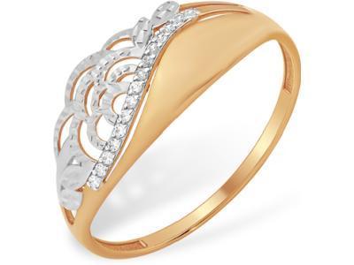 Золотое кольцо EFREMOV К1229203_175