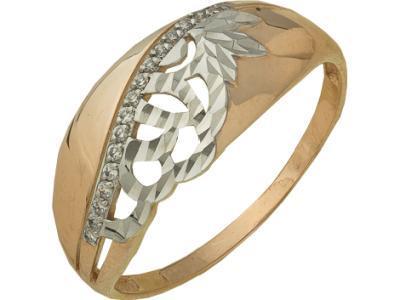 Золотое кольцо EFREMOV К1229202_185