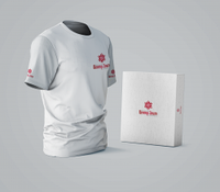 Нанесение печати на футболки
