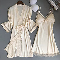 Халаты с сорочкой