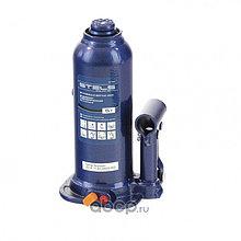 Домкрат гидравлический бутылочный Stels 51175 (5 т, 207-404 мм)
