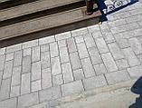 Гранитная тротуарная плитка 300*150*20, фото 3