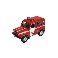 Машинка УАЗ 31514 Пожарная охрана М 1:34-39, Welly