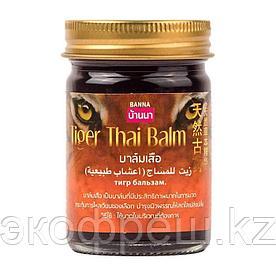 Тигровый Бальзам для тела Banna Tiger Thai Balm