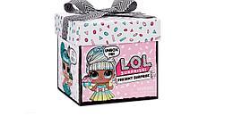 Кукла лол в подарочной коробке LOL Surprise Present Surprise