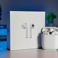 Наушники беспроводные apple airpods (2-го поколения), фото 1