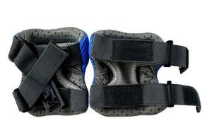 Детская защита для рук и ног (цвет голубой, размер М), фото 2
