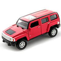 Машинка Hummer H3 М 1:34-39, Welly