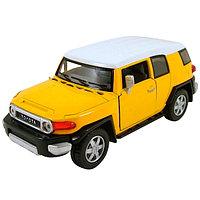 Машинка Toyota FJ Cruiser М 1:34-39, Welly