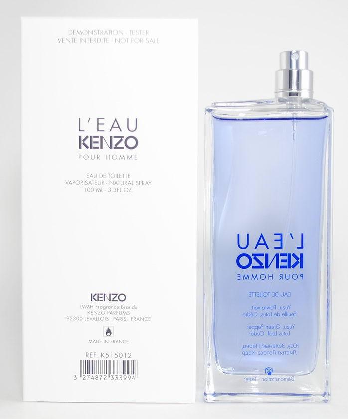 Kenzo L'eau Pour Homme edt Tester 100ml