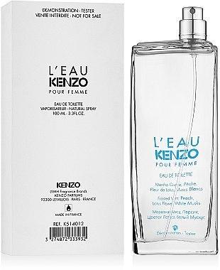 Kenzo L'Eau Pour Femme edt Tester 100ml