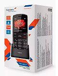 Мобильный телефон Texet TM-B227 черный, фото 3