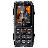 Мобильный телефон Texet TM-519R черный, фото 3