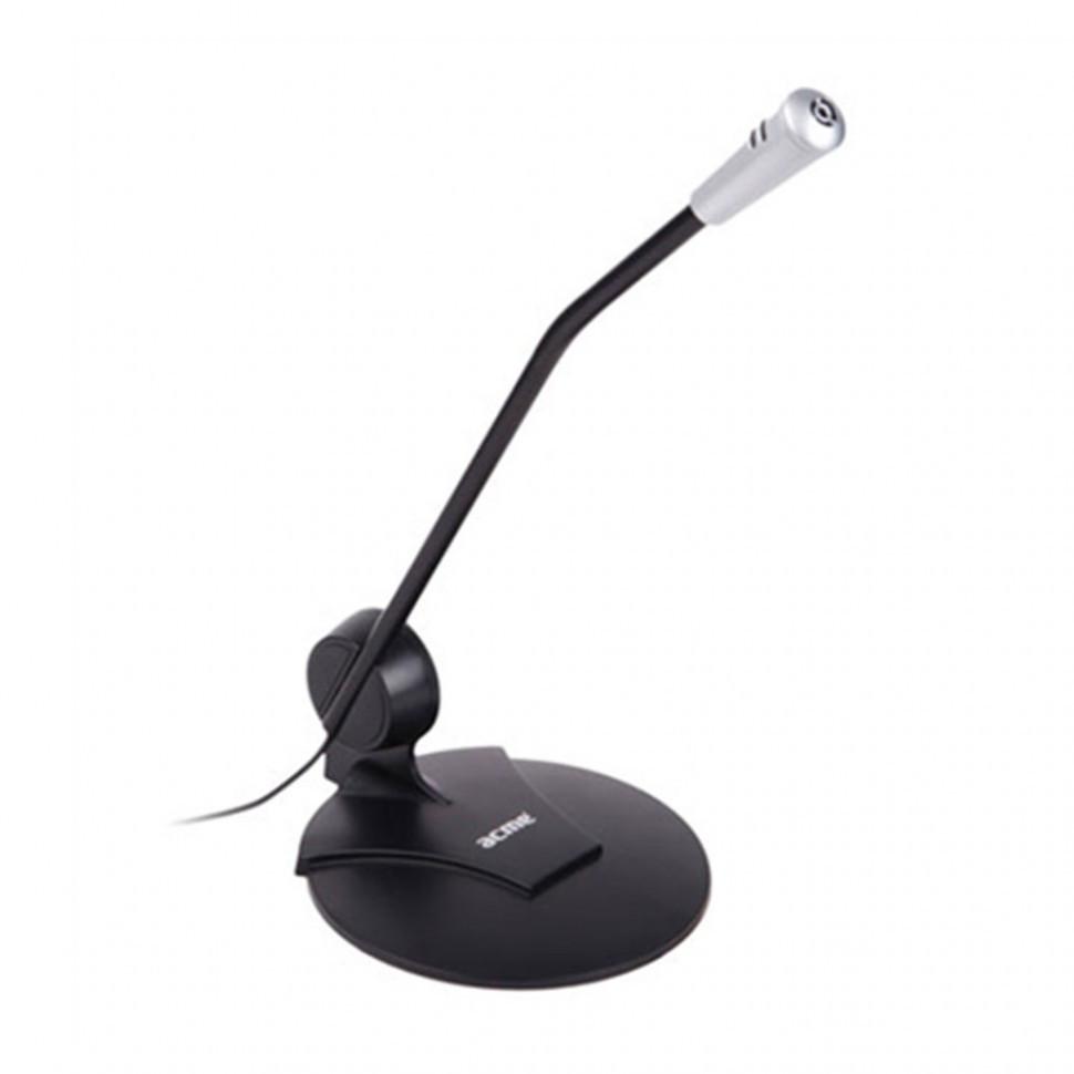 Микрофон компьютерный Acme MK-200 черный
