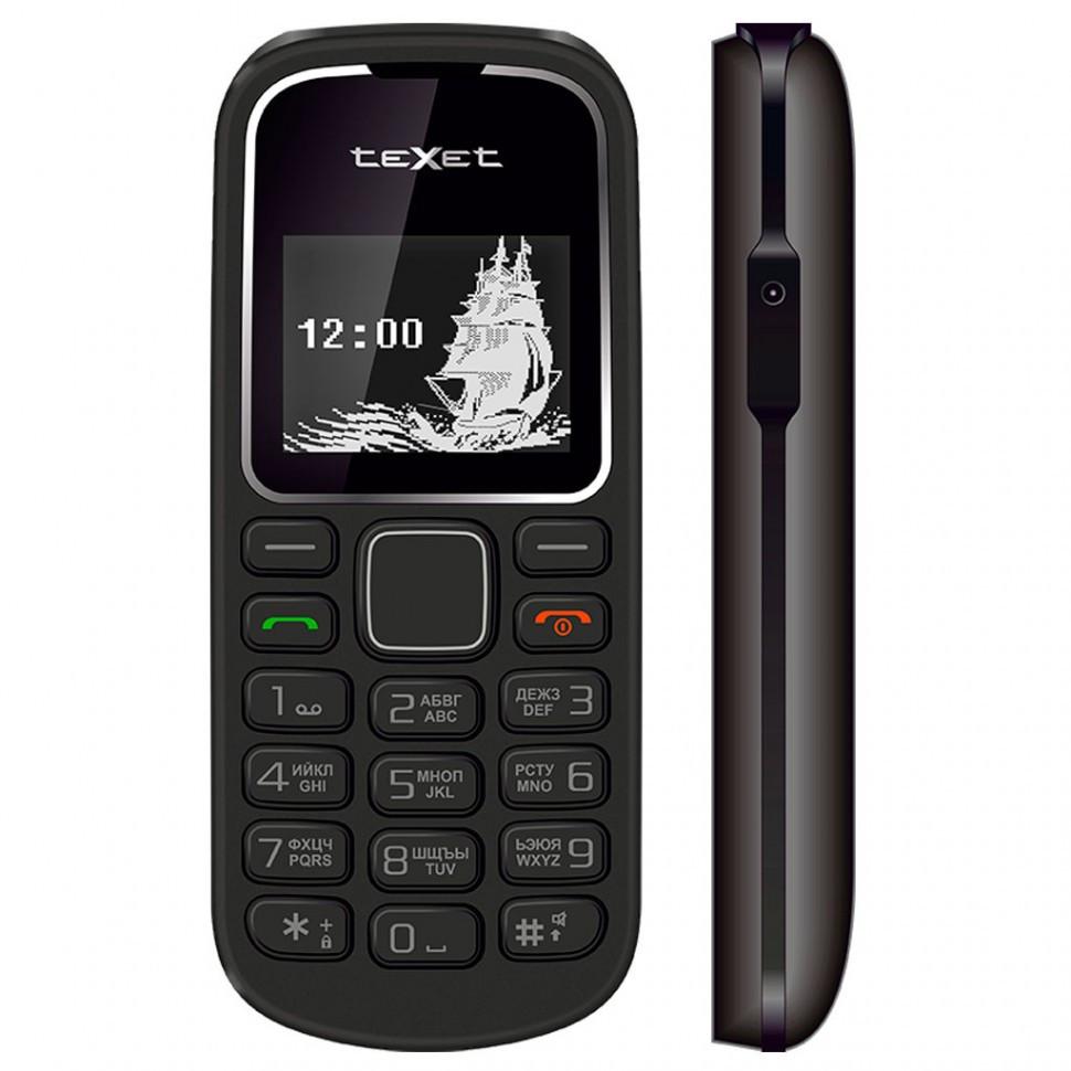Мобильный телефон Texet TM-121
