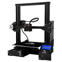 3D Принтер Creality Ender-3 (демонтаж)