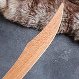 """Сувенирное деревянное оружие """"Меч персидский"""", массив бука, 65 см, микс, фото 2"""