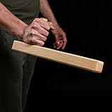"""Сувенир деревянный """"Тонфа"""" 40 см, массив бука, фото 2"""