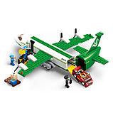 Конструктор «Транспортный самолёт», 383 детали, фото 2