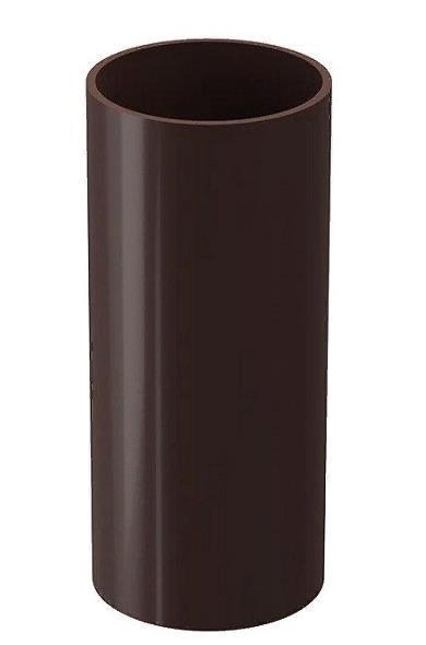 Труба водосточная 3000 мм Дёке(Docke) Коричневый