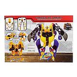 Робот-трансформер «Спорткар», цвет жёлтый, фото 9