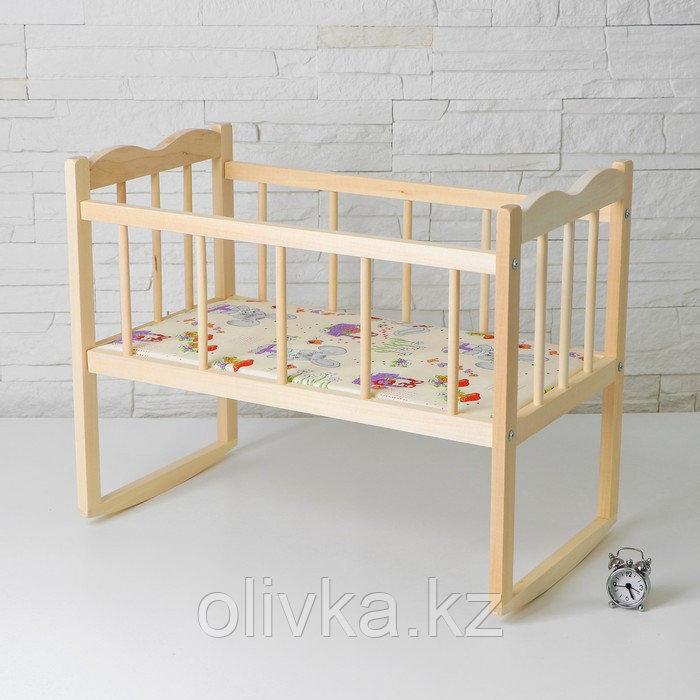 Кровать-качалка большая   КРБ