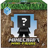 Тематическая мини-фигурка Minecraft, МИКС, фото 3