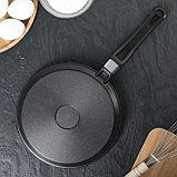 Сковорода блинная «Классик», d=22 см, фото 7