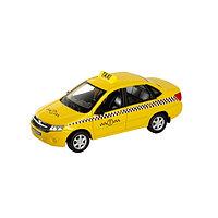 Машинка Lada Granta Такси М 1:34-39, Welly