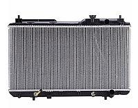 Радиатор охлаждения Honda CR-V. II пок.
