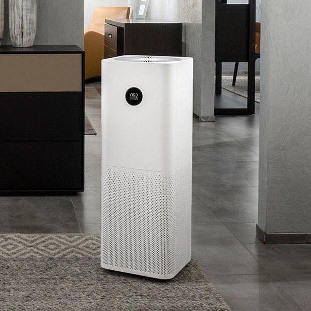 Очиститель воздуха Xiaomi Mi Air Purifier Pro белый
