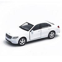Машинка Mercedes-Benz E-Class М 1:34-39, Welly