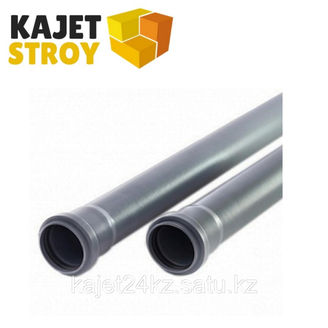 Труба канализационная  50*1,8* 1000 мм (10)