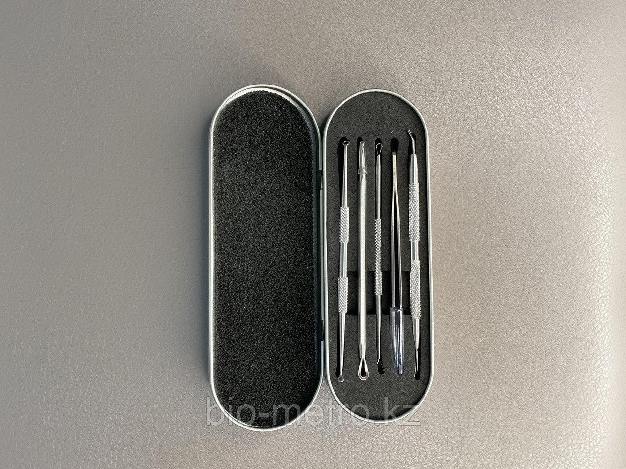 Косметологические инструменты для чистки лица (Уно ложка, игла видаля) - фото 3