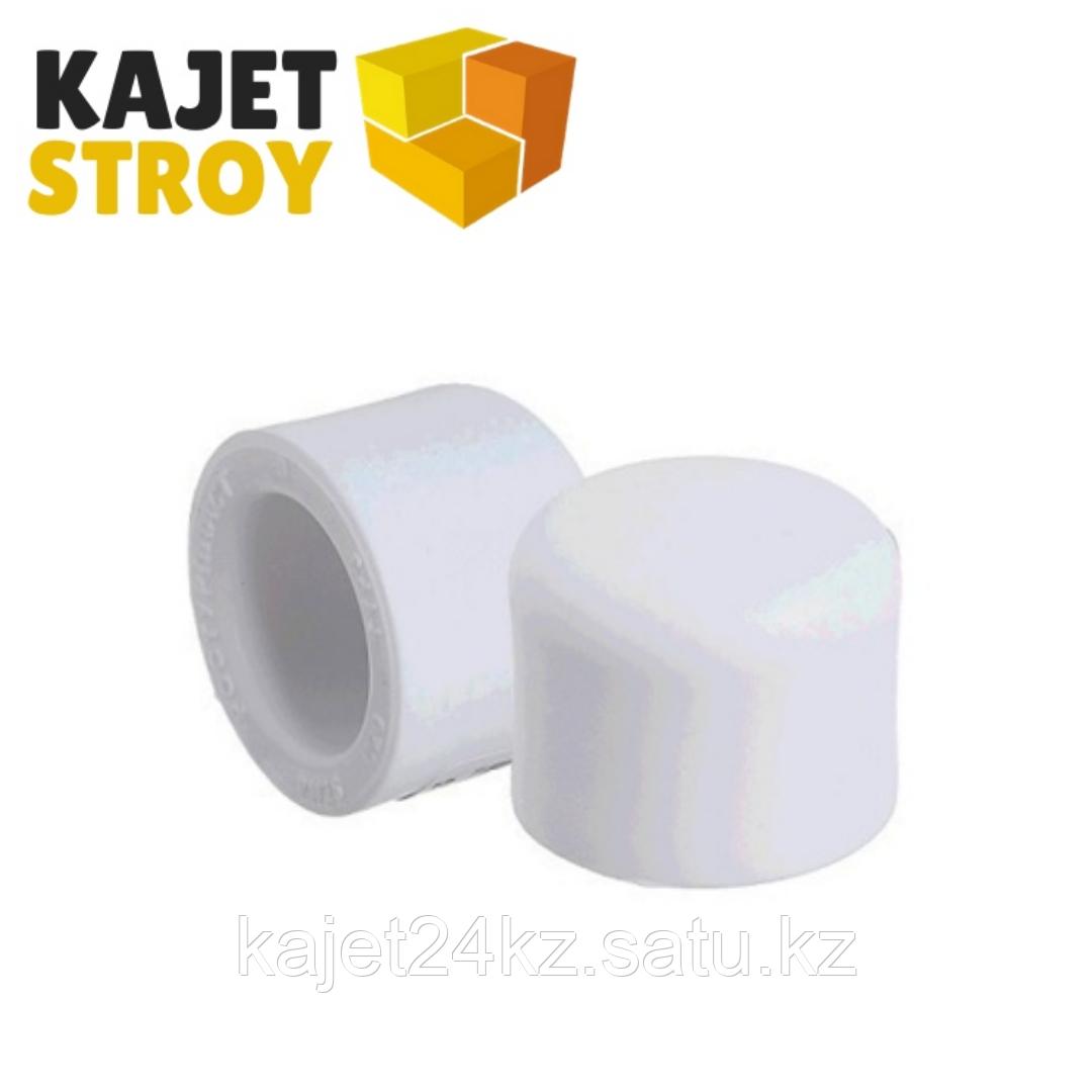 Заглушка 20 PN 25 белый  РТП (65/390)