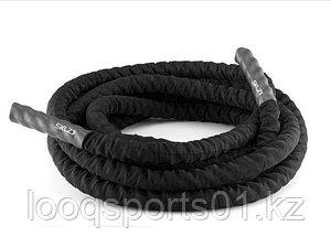 Канаты для кроссфита черный спортивный (диаметр 38 мм) 12 метров